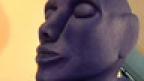 La déesse bleue
