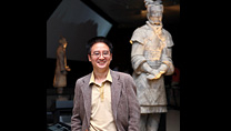Dr. Chen Shen, Vice President, Senior Curator, Bishop White Chair of East Asian Archaeology