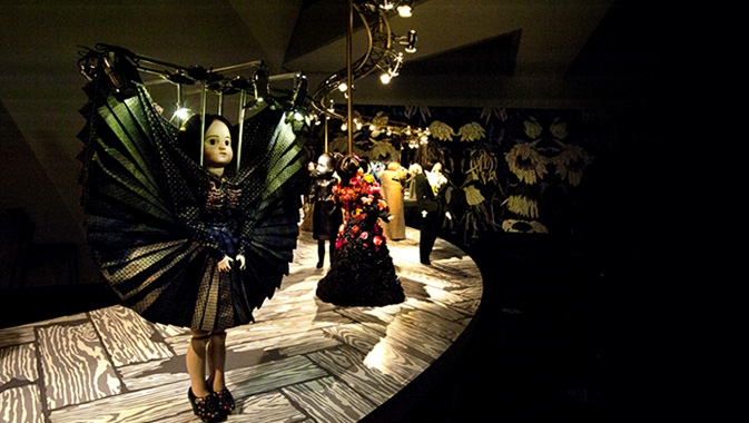 Viktor&Rolf Dolls. Photo by Peter Stigter-Hyere